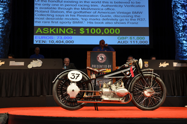 23rd time's the charm: Mecum's MidAmerica bike sale in Las Vegas sets records