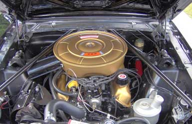 History of the Ford Windsor 351 Engine