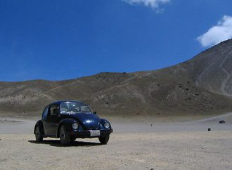 Touring Mexico in a Classic VW Beetle