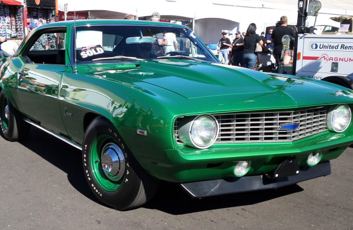 Blue-chip muscle cars on the rise, seminar experts say