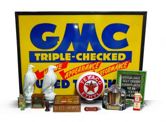 Auctions America opens with online memorabilia auction