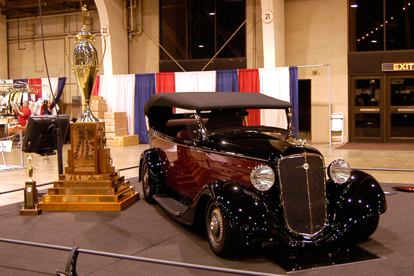 Photo courtesy Grand National Roadster Show