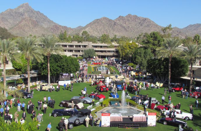2014 top stories: No. 10 — Arizona Concours is a dazzling debutant