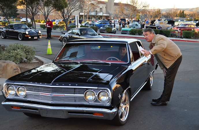 Blackhawk museum again welcomes enthusiasts and their cars with coffee — and more