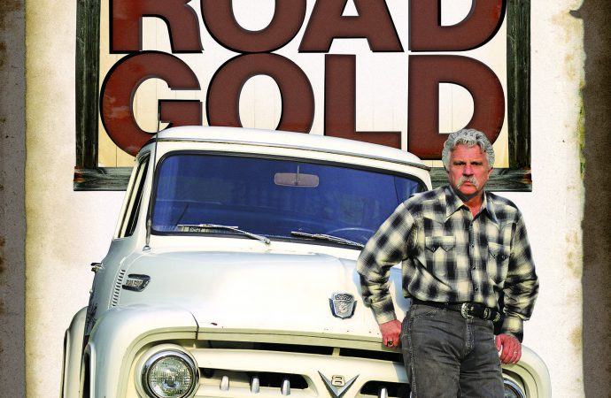 Finally! 'Reality' TV promises to get real about classic cars as Corky hits the backroads