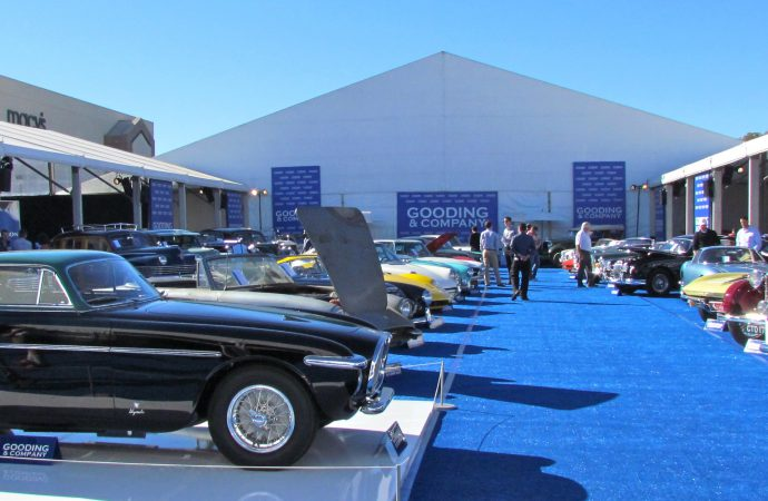 Even with its Arizona sales down, Gooding & Company sees strength in classic car marketplace