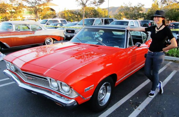 My Classic Car: Cassie's 1968 Chevelle Concours