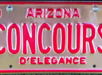 Eye candy: Arizona's concours creates memories