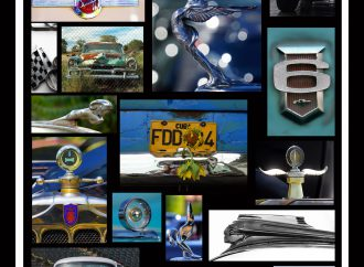 Eye candy: Automotive artifacts by Brenda Priddy