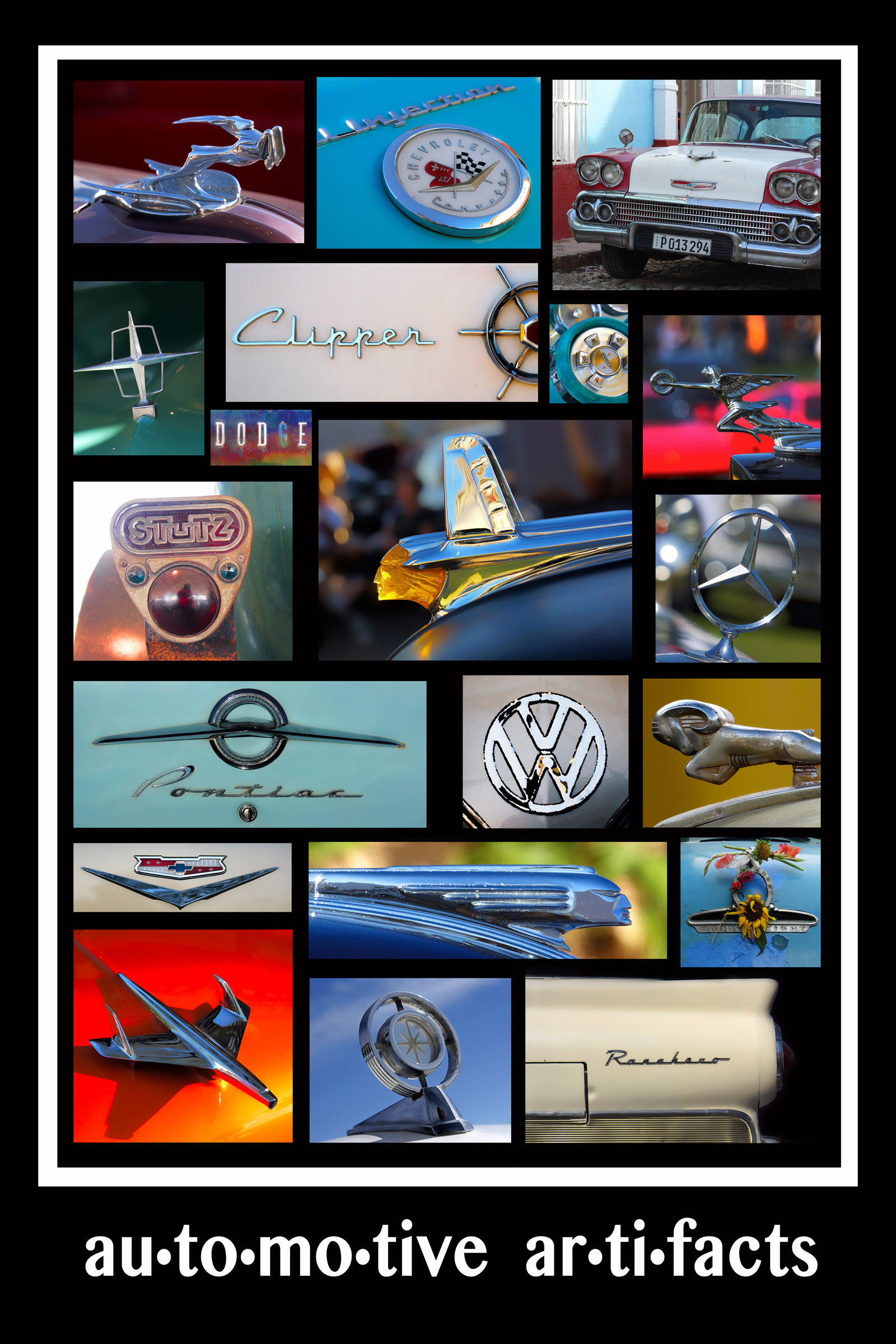 Eye Candy Automotive Artifacts By Brenda Priddy Classiccars Com Journal