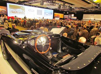 Barrett-Jackson, Gooding, RM each exceed $20 million in Friday sales