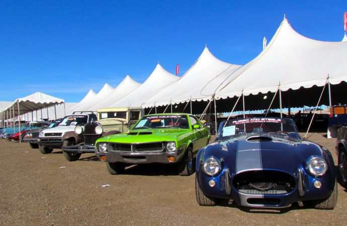 Arizona bids for title of best wintertime car show
