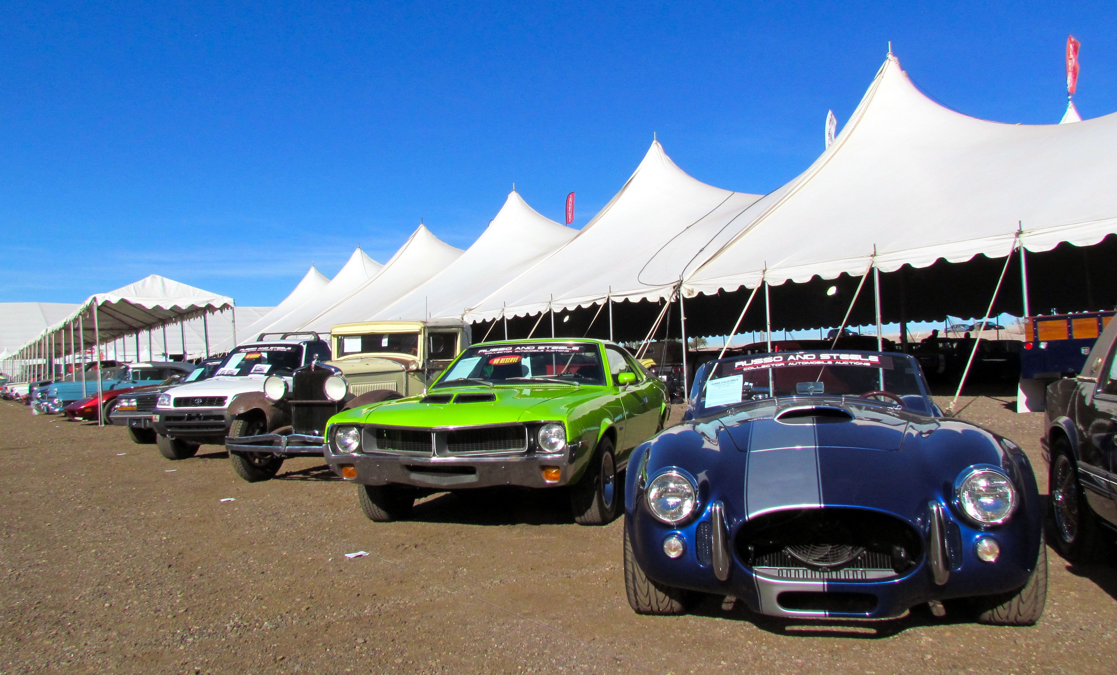 Arizona bids for title of best wintertime car show - ClassicCars.com ...