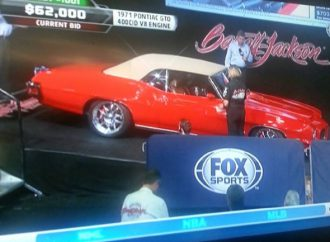 My Classic Car: Planet Barrett-Jackson: Ride along as RideTech's president sells his cars at the auction