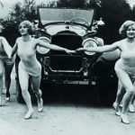 1927 Packard 343 Series Eight, complete with dancers. Image courtesy AACA Museum. –