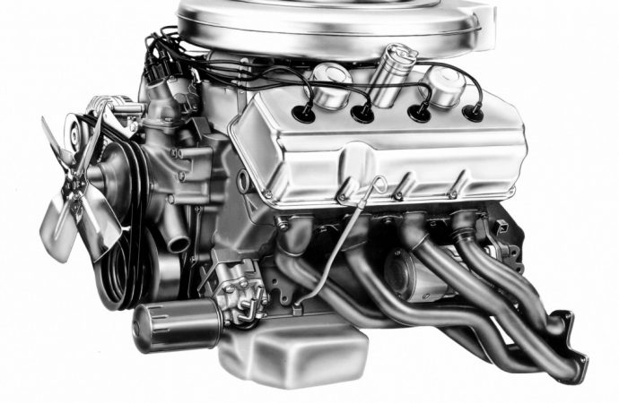 Hemi 'godfather' details the birth 50 years ago of the legendary racing engine