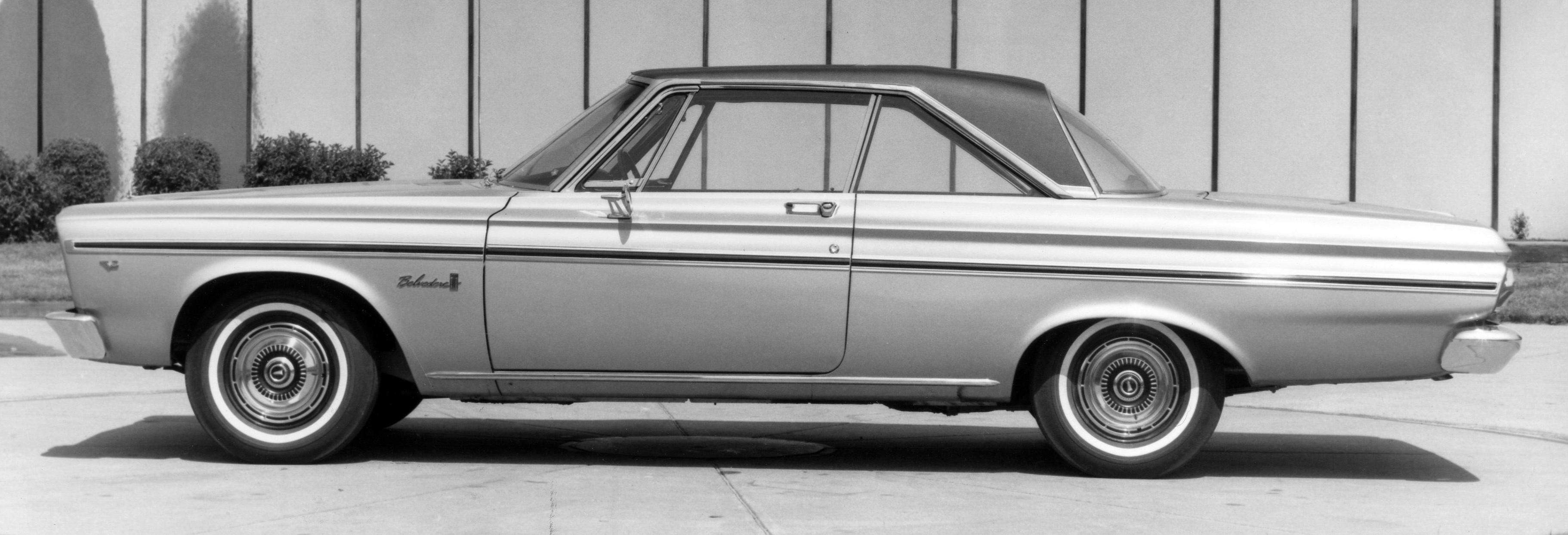 Future classic: 1965 426-Hemi Dodge, Plymouth - ClassicCars.com ...