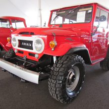1966 FJ40 at Russo and Steele