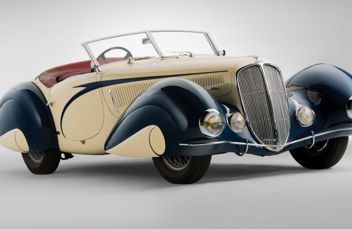 Preliminary report: Pray Delahaye boosts RM's Amelia Auction to $35.1 million