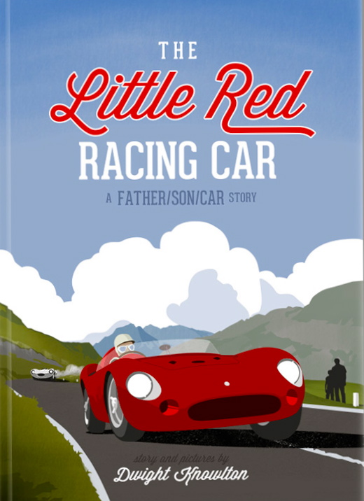 , A boy, his dad, and an historic red racing car, ClassicCars.com Journal