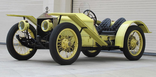 1914 Roamer Speedster | Photo courtesy Auctions America