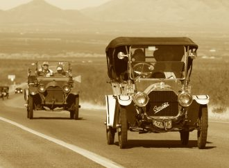 Horseless Carriage Club celebrates the class of brass