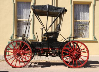 Eye candy: Horseless Carriage Club Tour