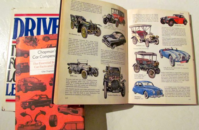 Reading this could win you a free classic car book