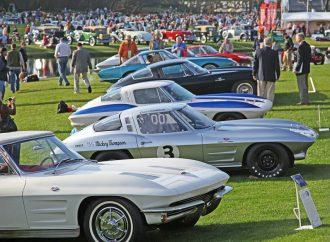 Motorsports stars align for Amelia Island Concours
