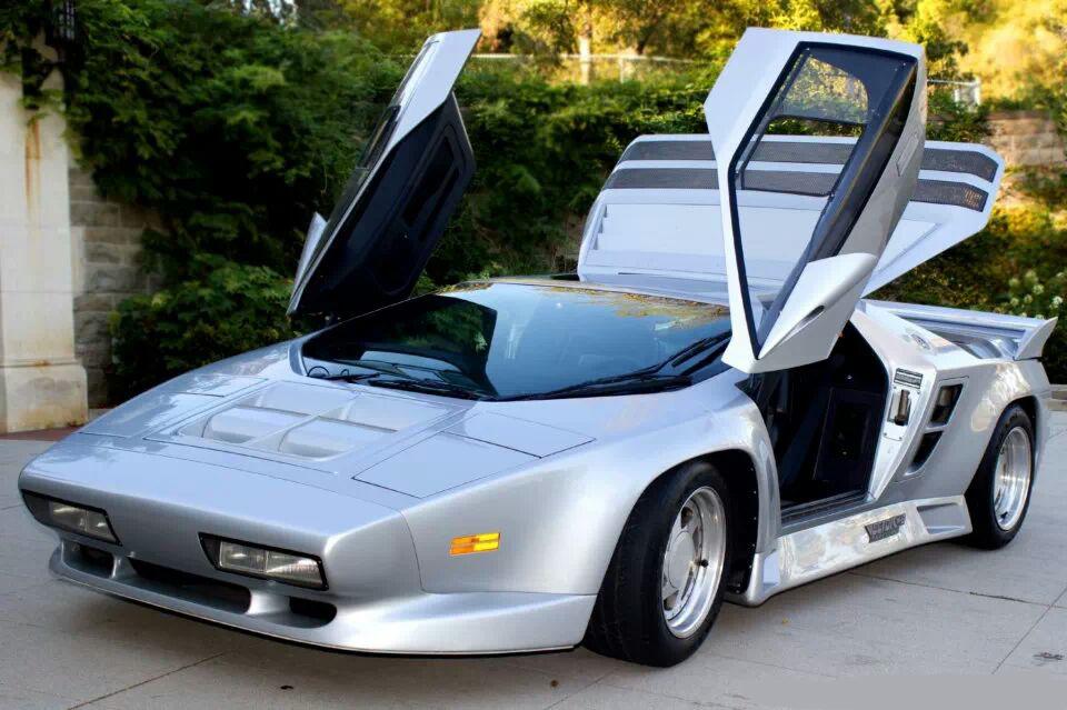 LOT 201 1993 VECTOR W8