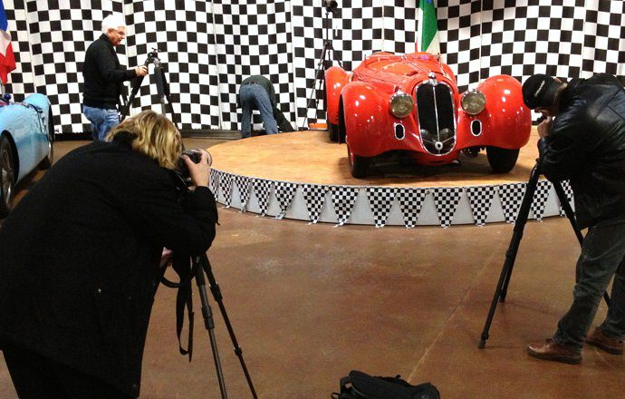 Simeone Museum offers auto photography workshop