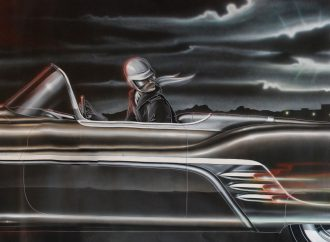 Atlanta art museum to showcase 'dream car' design