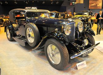Artcurial's French-record sale boosts Retromobile auction total to $80.5 million