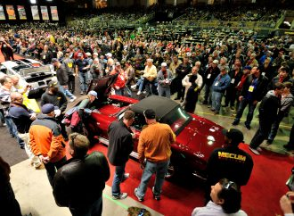 Entry-level cars sell well at Mecum's Kissimmee auction