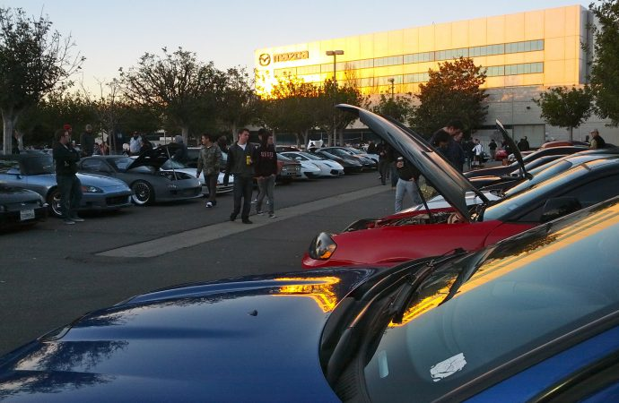 Irvine Cars and Coffee is classic, exotic car showcase