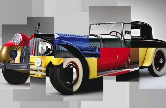 Retromobile classic car fest opens in Paris