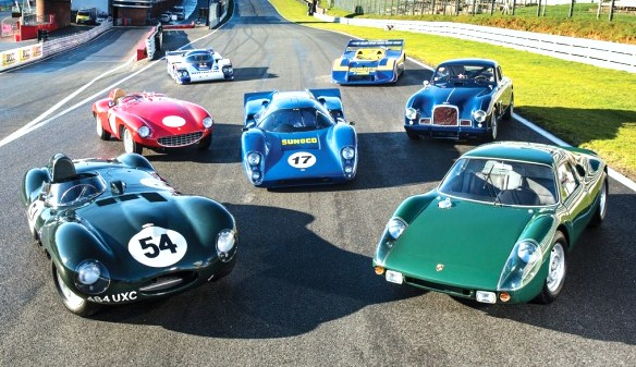 'Le Mans Legends' to be auctioned at RM. (Photo: RM Auctions)