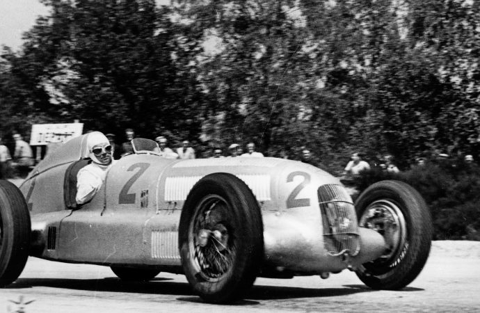 10 major moments in Mercedes-Benz early racing history