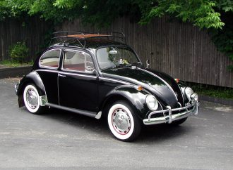 Secrets of the original Volkswagen Beetle