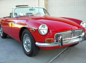 Future classic: MGB built for fun