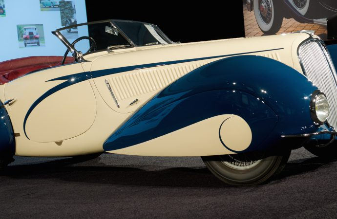 Pray Collection + cars with Hollywood history = record $35.9 million for RM's Amelia Island auction