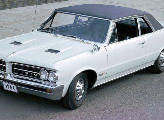 Pontiac GTO celebrates 50 years since undercover birth
