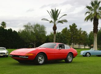 Desert Concorso: A piece of Monterey, but modified for a different environment