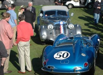 Amelia Island concours crowns 1937 Horch, 1958 Scarab as best in show