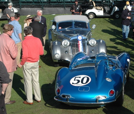 Horch, Scarab are best in show at Amelia Island