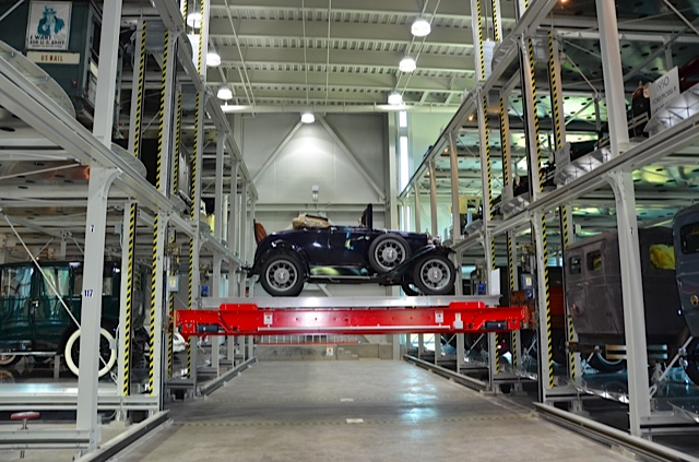 Elliott Museum brings its antique car collection to you