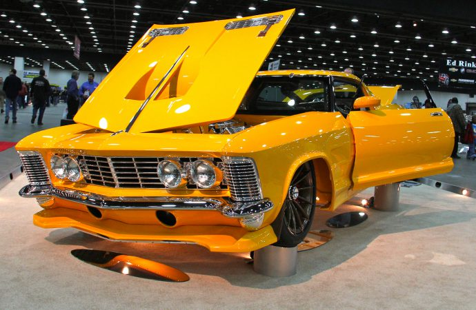 'Rivisioned' '64 Buick captures hallowed Ridler Award at Detroit Autorama