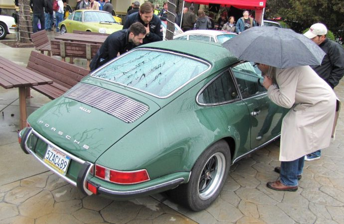 Porsche fanatics plunge into annual Lit Meet festival