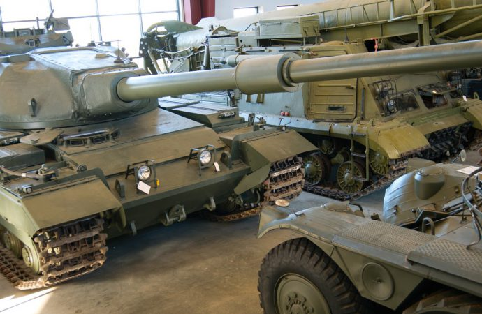 Auctions America to sell Littlefield Collection of historic military vehicles