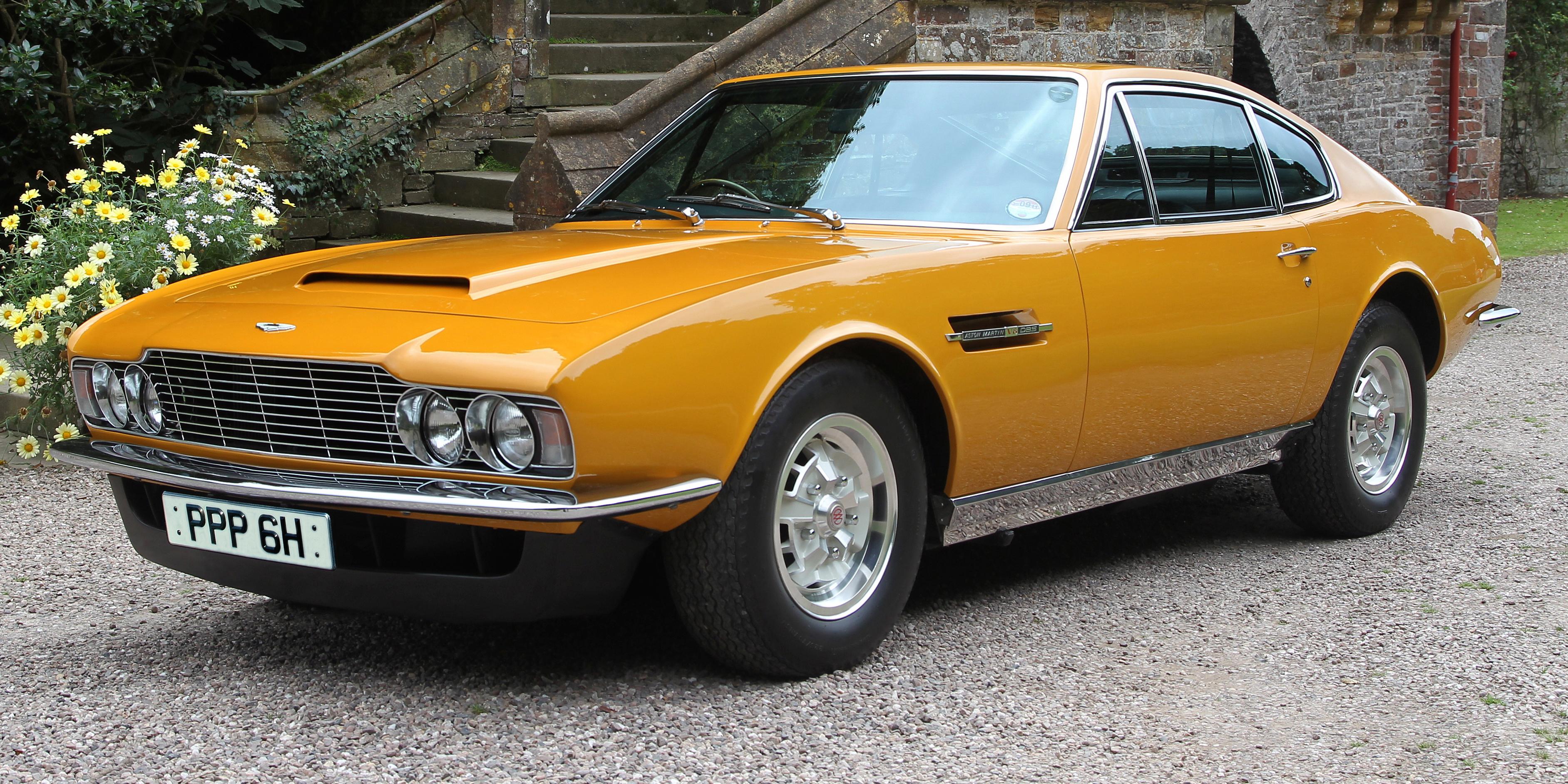 Aston Martin Classic Cars For Sale Usa